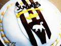 Torta calcio Yuventus