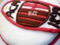 Torta calcio Milan